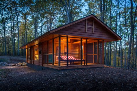 Lil Tiny Homes by Log Cabin Hides Secret Just Take One Look