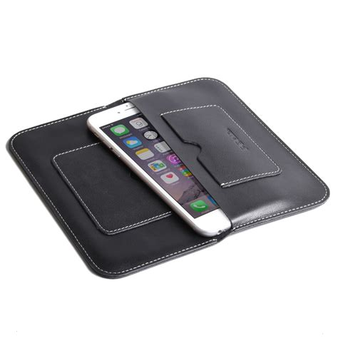 iphone 7 plus leather sleeve wallet pdair pouch flip cover