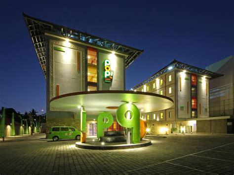 pop hotel kuta beach penginapan keren  murah