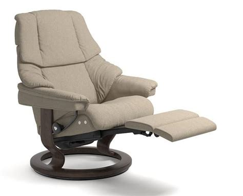 Stressless Recliners Uk by Stressless Reno Leather Recliner Chair Ekornes Co Uk