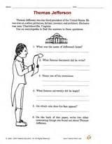 thomas jefferson printable 3rd grade teachervision com