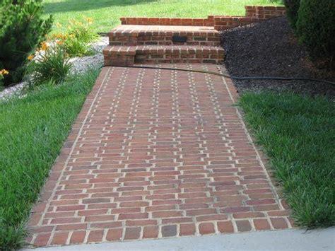 brick paver patterns brick paver sidewalk on behance