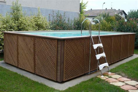 piscine fuori terra rivestite in legno piscine rivestite in legno images