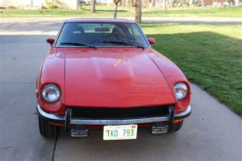 craigslist lincoln nebraska cars 1971 datsun 240z v6 manual for sale in lincoln nebraska 6k