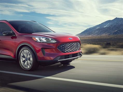 2020 Ford Escape Jalopnik by Flipboard The 2020 Ford Escape Has Two Hybrid Options And