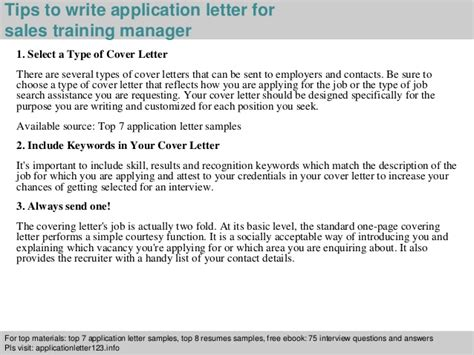 application letter sle management trainee sales manager application letter