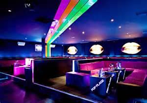 decoration discotheque amenagement relooking boite de
