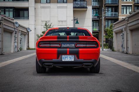 dodge challenger srt review review 2016 dodge challenger srt 392 canadian auto review