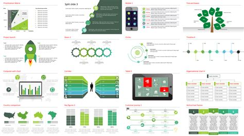 Excel Free Powerpoint Templates Autos Post Presentation Outline Exle