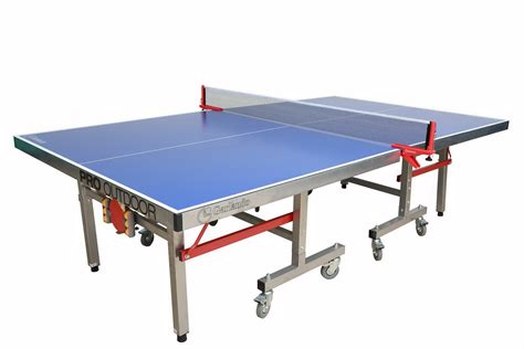 amazon ping pong table amazon com garlando pro indoor outdoor table tennis