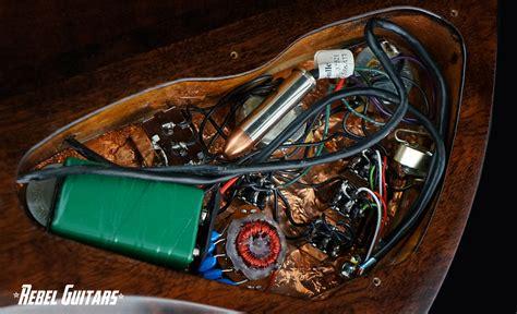 bc rich supreme preowned bc rich mockingbird supreme rebel guitars