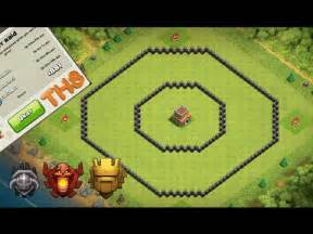 Clans th8 master league trophy base best town hall 8 trophy base