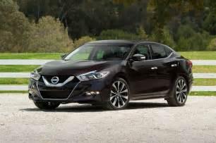 Nissan Maxima 09 2016 Nissan Maxima Reviews And Rating Motor Trend