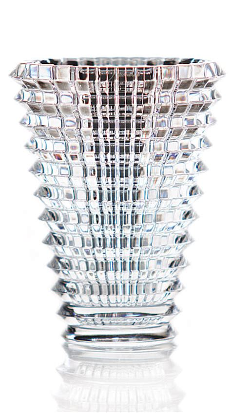 Baccarat Eye Vase by Designed By Nicolas Triboulot