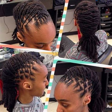 dreadlocks and weave combined together for a bang hairstyle 15 popular dreadlocks styles for men