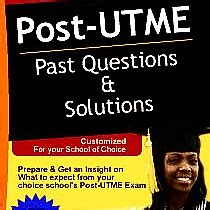 post utme tutorial get your self prepared against unilag post utme with the