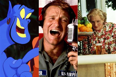 great performances  robin williams