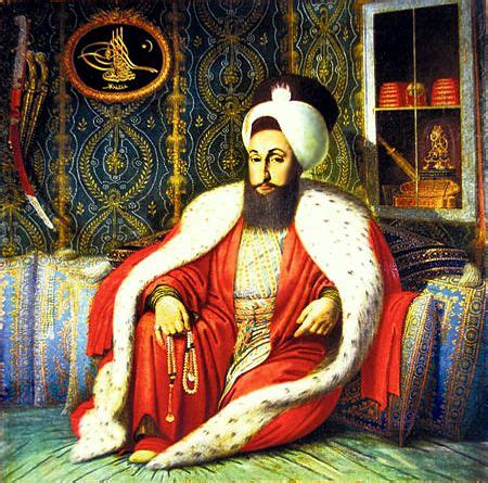 Selim Iii Of The Ottoman Empire Ottoman Turkish Culture Of The Ottoman Empire