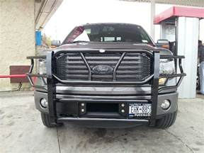 Ford F150 Grill Guard Frontier Heavy Duty Grill Guard Ford F150 Forum