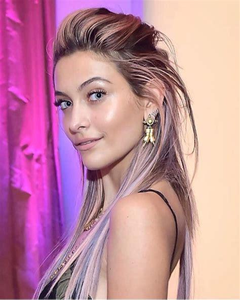 paris jackson hair fashion colors archives celebrity hair color guide