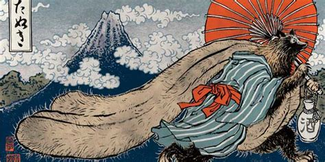 imagenes mitologicas japonesas criaturas de la mitolog 237 a japonesa supercurioso