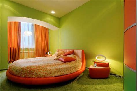 green and orange bedroom green and orange bedroom green and orange
