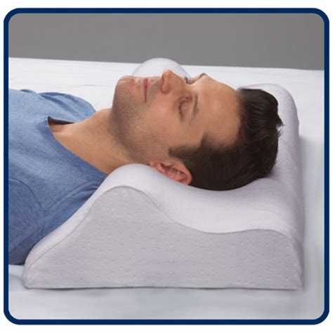 anti snore pillow picture of dentons anti snore pillow