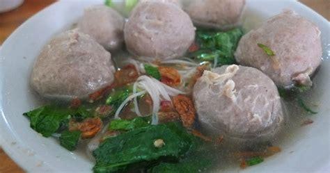 resep membuat bakso enak dan sehat cara membuat pentol bakso daging sapi yang enak dan sehat