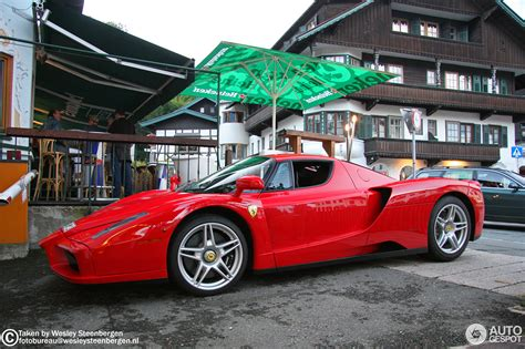 New Enzo Ferrari by Ferrari Enzo Ferrari 7 November 2016 Autogespot
