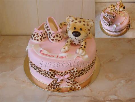 leopard birthday cake birthday cakes leopard cake cakes pinterest