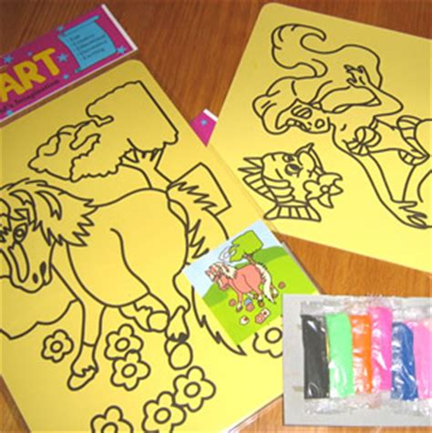 Sand Painting Besar sand for