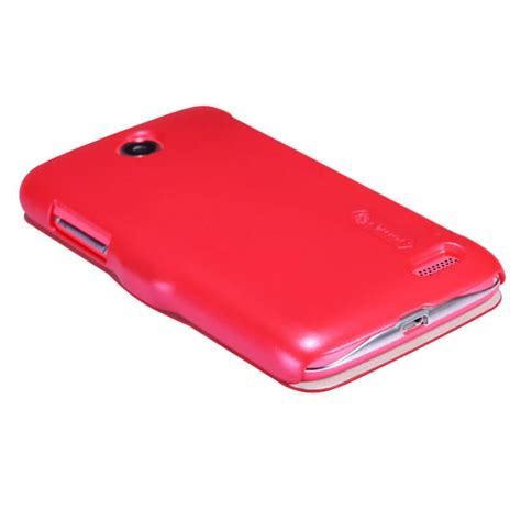 Nillkin Lenovo A516 Fresh Leather Casing Cover Original 2 nillkin fresh series leather for lenovo a516