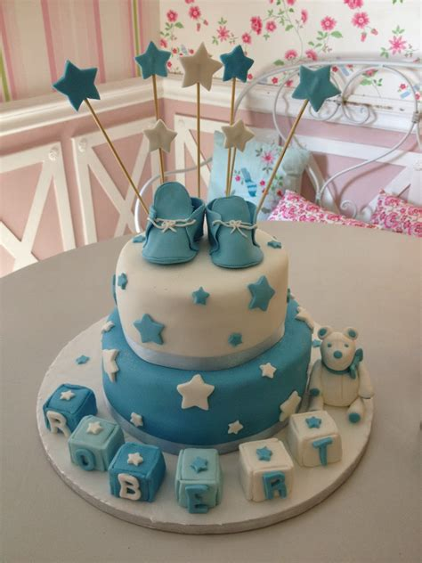 Pasteles De Baby Shower De Nino by S Cakes Pastel De Bautizo Y Para Baby Shower
