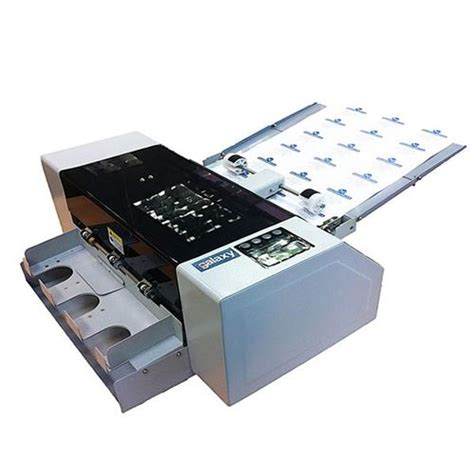 A4 Automatic Business Card Cutter