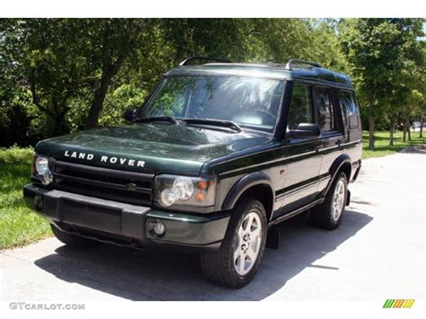 green land rover 2003 epsom green land rover discovery hse 32682373 photo