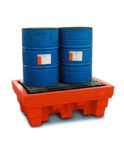 vasca in plastica vasca plastica 2 fusti clas srl safety culture