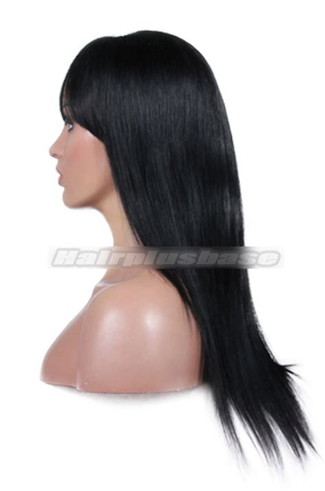 black celebrity with long straight wigs with bangs lisaraye long style straight black hair with bangs
