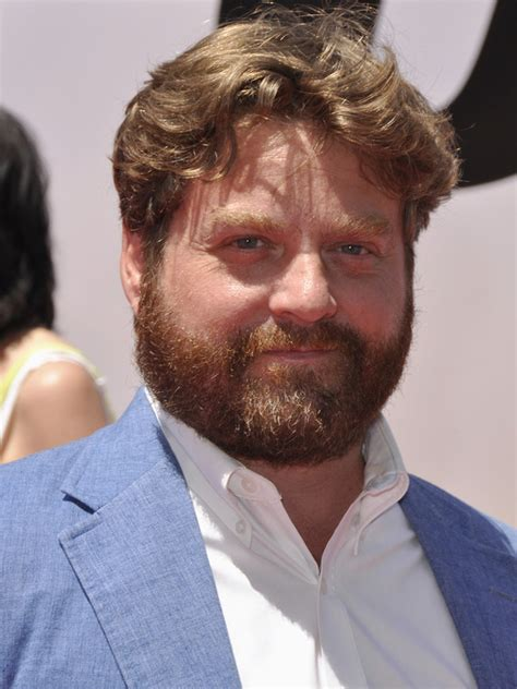 actor zach from hangover zach galifianakis profile biography pictures news