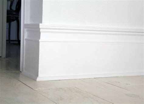 Diy Extra Tall Baseboards Juniper Home