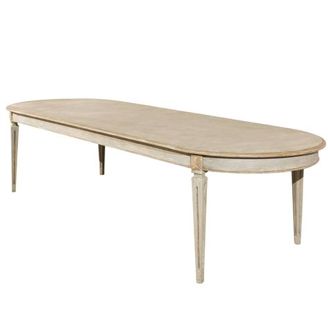 styles of dining tables swedish oval shaped gustavian style dining table at 1stdibs