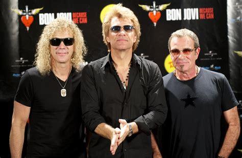 Bon Jovi 53 bon jovi picture 53 bon jovi attend a photocall