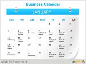 power point calendar template using powerpoint calendars as a time management tool