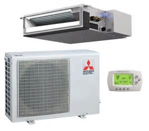Mitsubishi Heating Systems Suzka12na Sezkd12na4 12 000 Btu H 16 Seer Mitsubishi