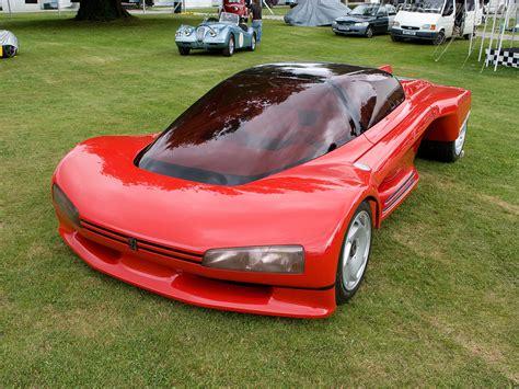 peugeot concept cars old concept cars peugeot proxima concept