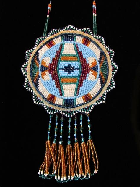 indian bead american beadwork models picture
