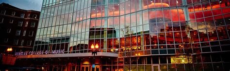 Berklee College Of Mba by Courses Berklee College Of Autos Post