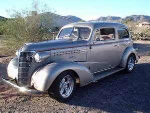 Chevrolet Sedan For Sale 1938 Chevrolet 2 Door Sedan For Sale By Owner