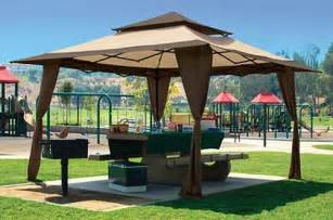 10x13 Pomeroy Domed Top Gazebo by 7 Best Outdoor Cheap Canopy Gazebos For Sale In 2017