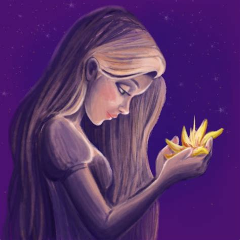 painting rapunzel rapunzel painting by killer deviantart on