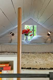 tiny house with loft exploiting the spaces of small house with loft home